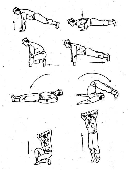 День 25. Нормативы и фитнес тесты